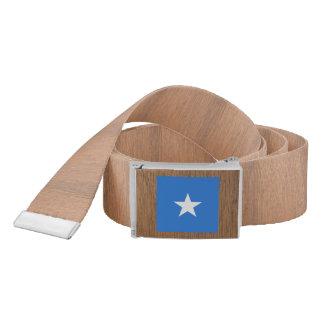 Retro Vlag van Somalië Riem
