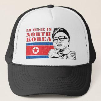 reusachtig slechts in Noord-Korea - Kim jong IL Trucker Pet