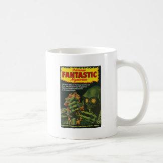 Reuze Groene Lijkenetende geest Koffiemok