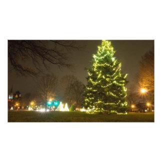 Reuze Kerstboom, Worthington, Ohio Foto Kunst