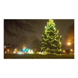 Reuze Kerstboom, Worthington, Ohio Foto Afdrukken