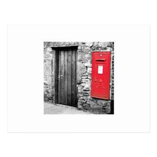 Reuze Leterbox Briefkaart