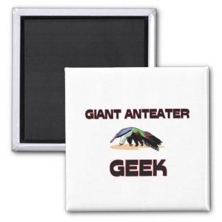 Reuze Miereneter Geek Koelkast Magneetje