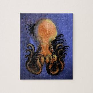 Reuze Octopus of Kraken Puzzels