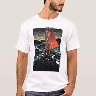 Reuze Pijlinktvis T Shirt