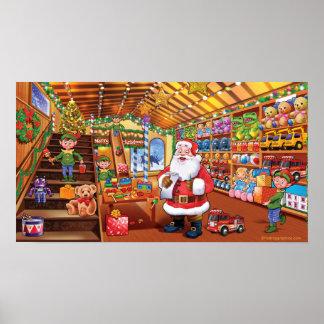 Reuze poster, magische Kerstmispret van de Poster