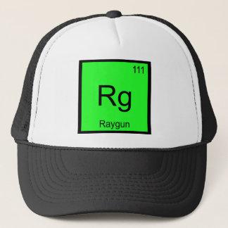 Rg - de Grappige T-shirt van het Symbool van het Trucker Pet