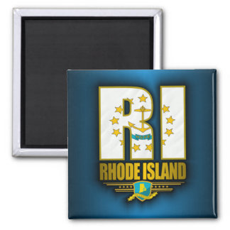 Rhode Island (RI) Magneet