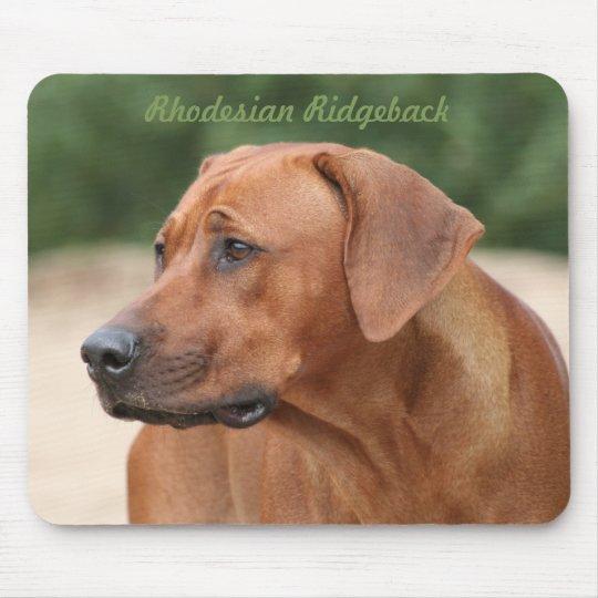 Rhodesian Ridgeback Muismat