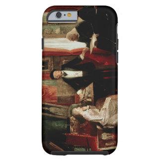 Richard Wagner met Franz Liszt en Liszt daught Tough iPhone 6 Hoesje