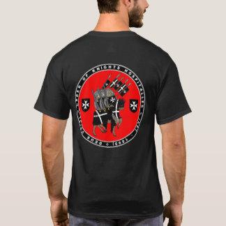 Ridders Hospitaller die aan het Overhemd van de T Shirt