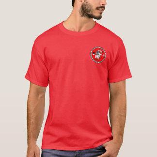 Ridders Templar op het Overhemd van de Verbinding T Shirt
