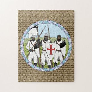 Ridders Templar Puzzel
