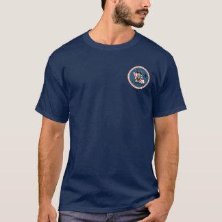 Ridders Templar Twee het Overhemd van de T Shirt