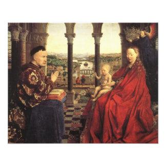 Ridders van Christus (het Altaarstuk van Gent), Ja Fullcolor Folder