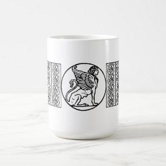 Riddle van de Sfinx! Koffiemok