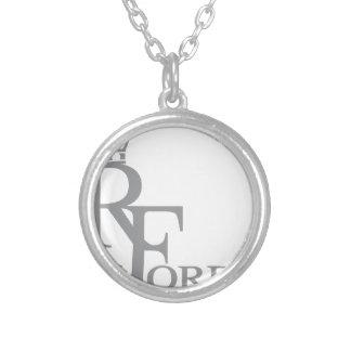 Rijke forever_11.ai zilver vergulden ketting