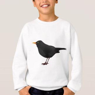 rijken van de de modestijl van het vogel kijkt de trui