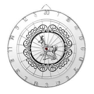 ring van pronghorn dartbord