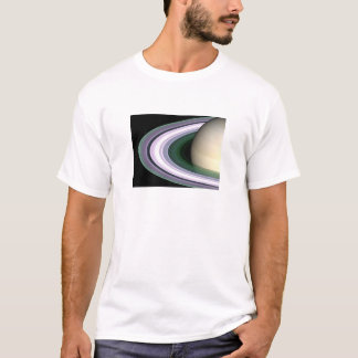 Ringen van de T-shirt van Saturn