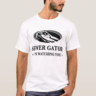 Riool Gator T Shirt