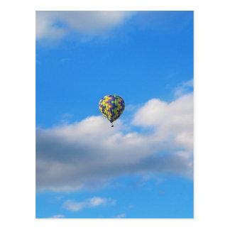 Rit II van de Ballon van de hete Lucht Briefkaart