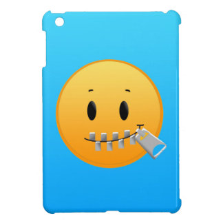Ritssluiting Emoji Hoesje Voor iPad Mini