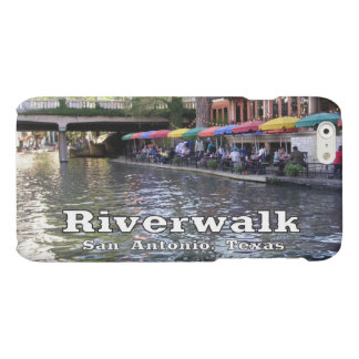 Riverwalk, San Antonio, TEXAS iPhone 6 Hoesje Mat