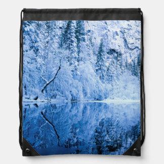 Rivier | Yosemite Nationaal Park, CA van Merced Trekkoord Rugzakje
