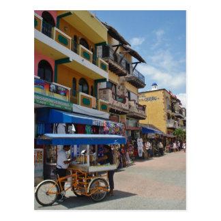 Riviera Maya (Playa del Carmen) Briefkaart