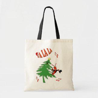 Rivierkreeften/Zeekreeft van de Kerstboom van La Budget Draagtas