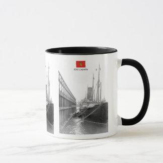 RMS Carpathia Mok
