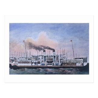 RMS de Kolossale Interne Wijnoogst van de Briefkaart