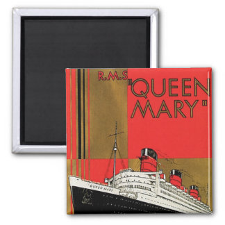 RMS Queen Mary Magneet