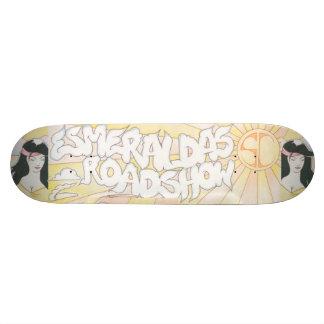 Roadshow van Esmeralda het Officiële Dek van het Skateboard