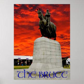 Robert de Koning Bruce van Scots Poster