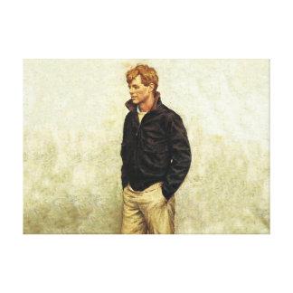 Robert Francis Kennedy Canvas Afdruk