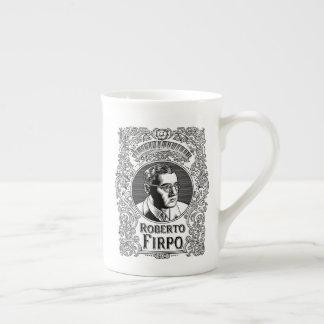 Roberto (zwart) Firpo Theekop