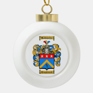Robinette Keramische Bal Ornament