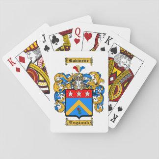 Robinette Pokerkaarten