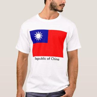 ROC Vlag, Republiek China T Shirt