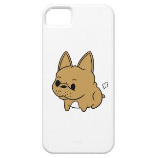 Rocco Origineel voor iPhone 5 (Fawn) Barely There iPhone 5 Hoesje