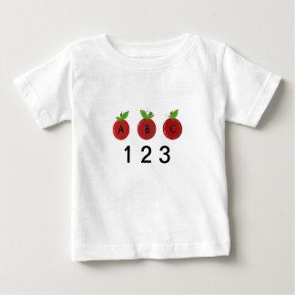 Rode Appelen Baby T Shirts