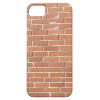 (rode) bakstenen muur barely there iPhone 5 hoesje