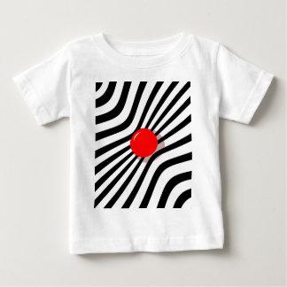 Rode bal baby t shirts