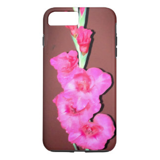 Rode Bloem iPhone 8/7 Plus Hoesje