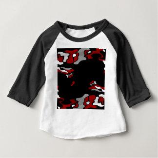 Rode creativiteit 2 baby t shirts