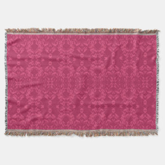 rode dekking deken