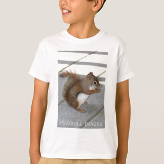 Rode Eekhoorn T Shirt