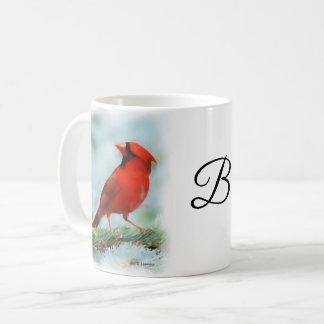 Rode Hoofd Gepersonaliseerde Druk Koffiemok